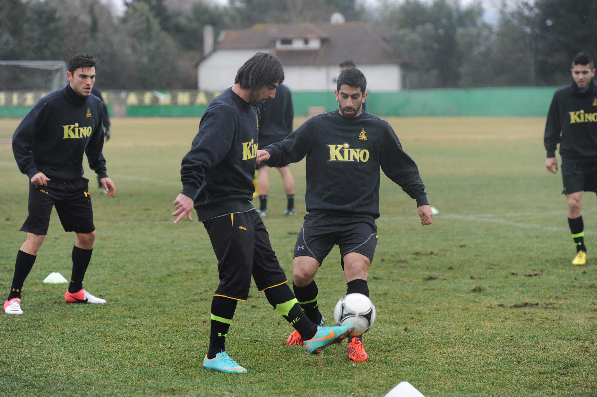 «Μαθήματα» ποδοσφαιρικού εγωισμού από Τάτο και Ζαραδούκα!