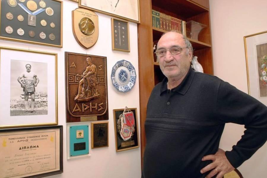 Ο ζωντανός θρύλος του Άρη, Αλέκος Αλεξιάδης στο PRESSARIS: «Χρόνια πολλά Άρη μου! Όλοι μαζί για την άνοδο»!