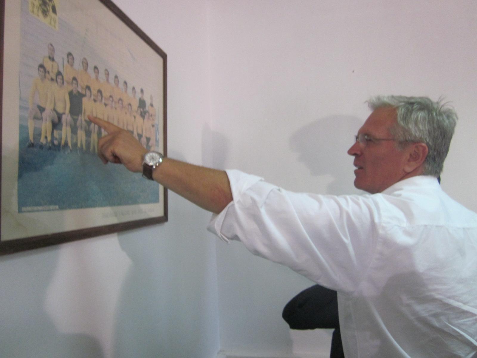 Το βάρος των Τσίριτς, Στάνκοβιτς και η… υπόκλιση Μιλίνκοβιτς στη συμβολική φωτογραφία (PRESSARIS-photo)