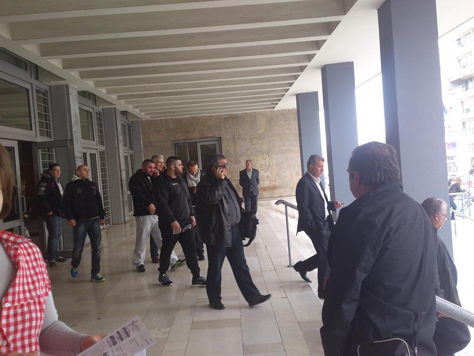 Το παρασκήνιο της εκδίκασης και οι κρίσιμοι διάλογοι ενώπιον του δικαστή (photos)