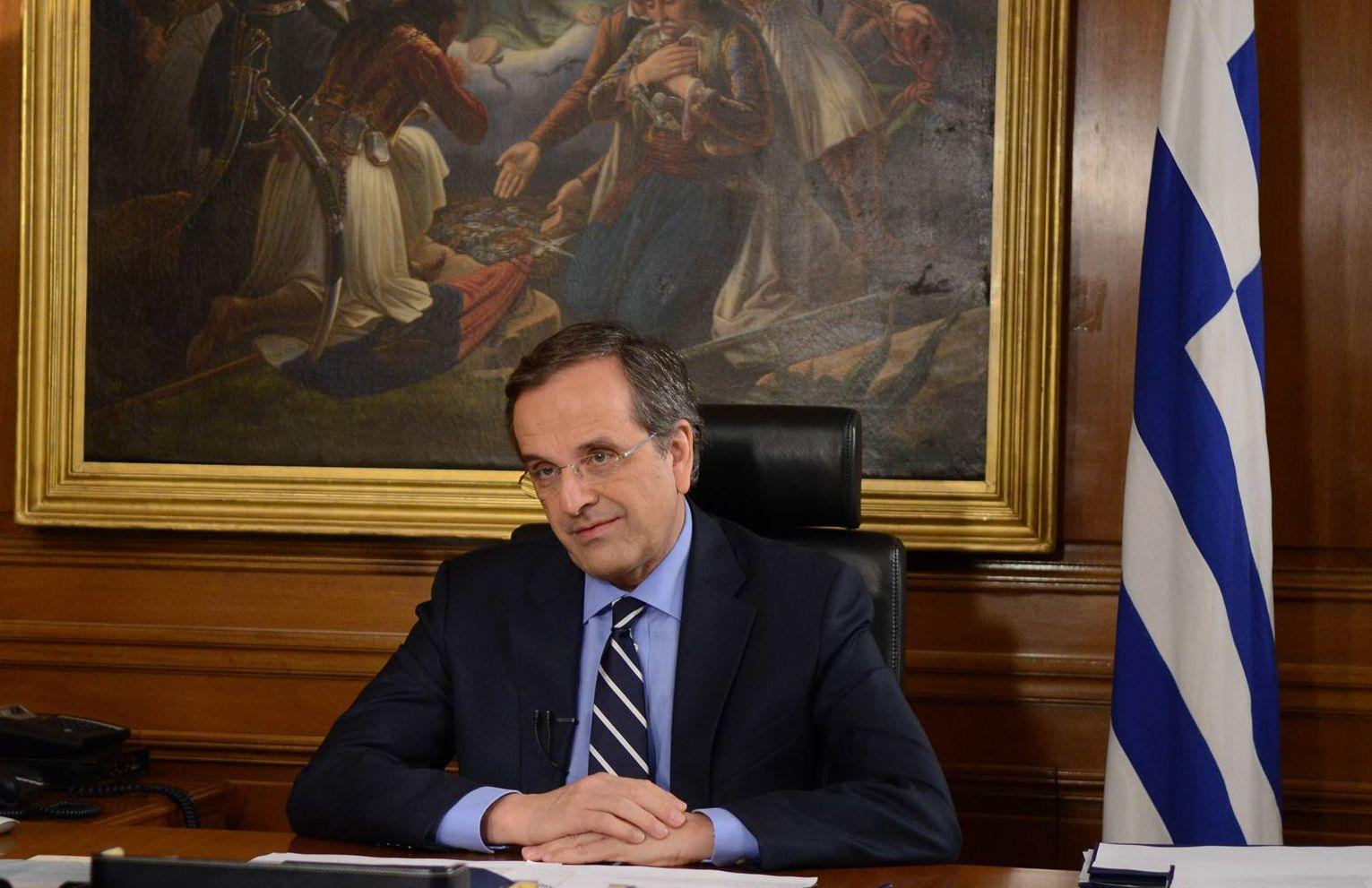 Συνάντηση του Άρη με τον πρωθυπουργό! Τετ α τετ και με τον Βενιζέλο!