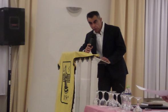 Δεσύπρης: «Nα μην επαναληφθούν τα φαινόμενα της περσινής σεζόν, με το στήσιμο παρακράτους στο ποδοσφαιρικό τμήμα»