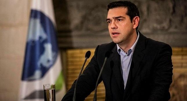 Τσίπρας: «Συγκαλώ τη Δευτέρα το Συμβούλιο Πολιτικών Αρχηγών»