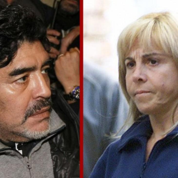 Ο Μαραντόνα κατηγορεί την πρώην σύζυγό του ότι του έκλεψε 8,5 εκατ. ευρώ