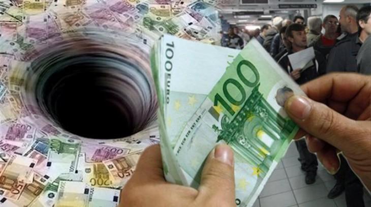 Εξίσωση «τρόμου»: Περισσότεροι φόροι από δραματικά μειωμένα εισοδήματα