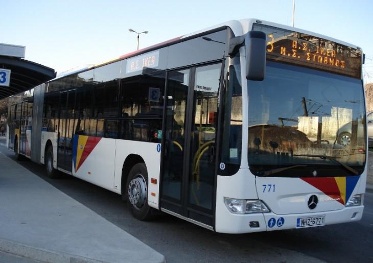 Χωρίς λεωφορεία το σαββατοκύριακο η Θεσσαλονίκη – 48ωρη απεργία του ΟΑΣΘ