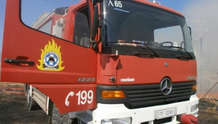 Τραγική η κατάληξη της πυρκαγιάς στην Καλαμαριά: Γυναίκα απανθρακώθηκε σε διαμέρισμα
