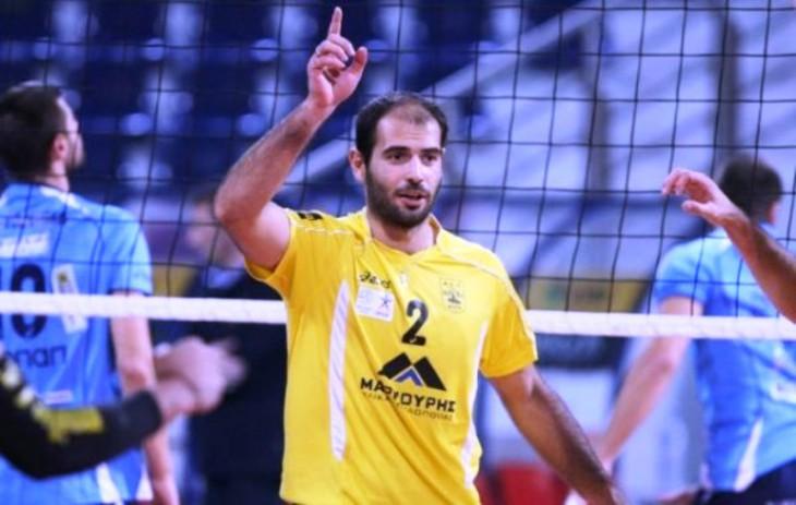 Πονάει, αλλά «φωνάζει» παρών ο Κυριακίδης στον «τελικό»