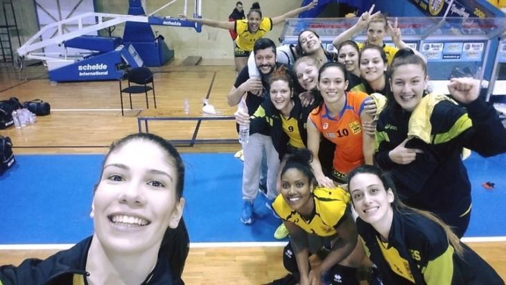 Η… selfie της νίκης! (photo)