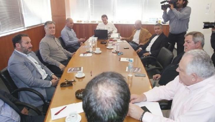 Πανόπουλος: «Εμείς συμφωνήσαμε. Ας τα βρουν ΕΠΟ και πολιτεία»