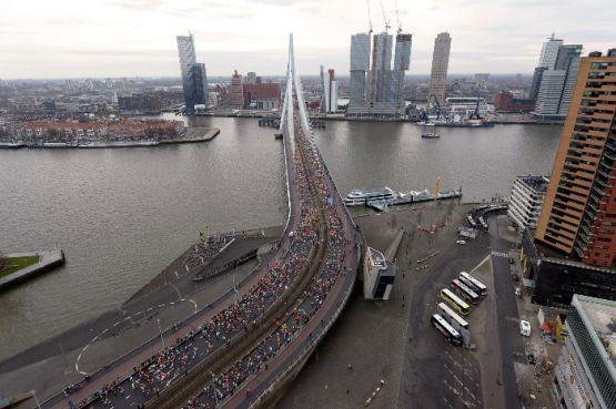 Στο Ρότερνταμ τρέχει ο «κιτρινόμαυρος» Παπαδημητρίου