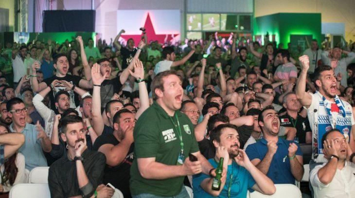 Το «HClub» έστεψε την κάτοχο του UEFA Champions League… στη Θεσσαλονίκη!