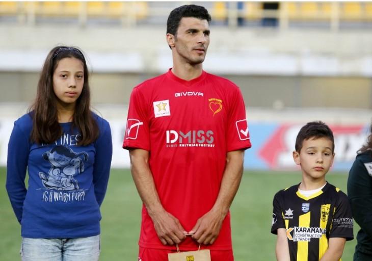 Λαζαρίδης: «Έχουμε ζήσει φοβερές στιγμές σε αυτό το γήπεδο, στο μέλλον θα δούμε…»