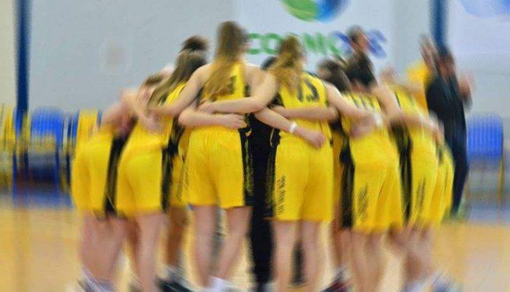 Η τελετή λήξης για τις ακαδημίες μπάσκετ κοριτσιών του Άρη