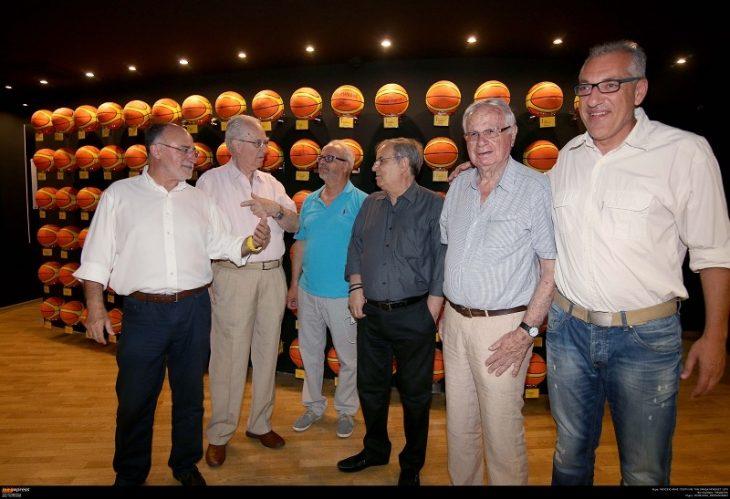 Αρβανίτης: «Στιγμές χαρούμενες και όμορφες, ο Άρης τιμά την ιστορία του»