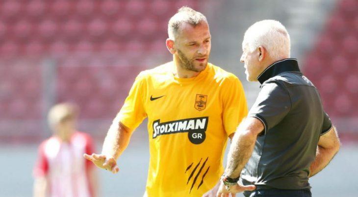 Μπούρμπος: «Μας άγχωσε το γκολ, όλα φέτος εξαρτώνται από εμάς»