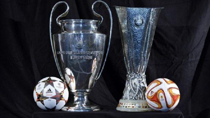 Οι αλλαγές σε Champions League και Europa League