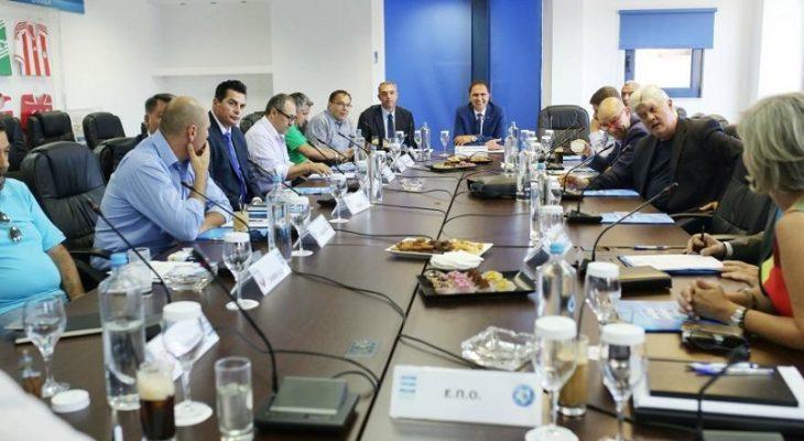 Συνάντηση με Τσίπρα και Κοντονή ζητάει η Super League