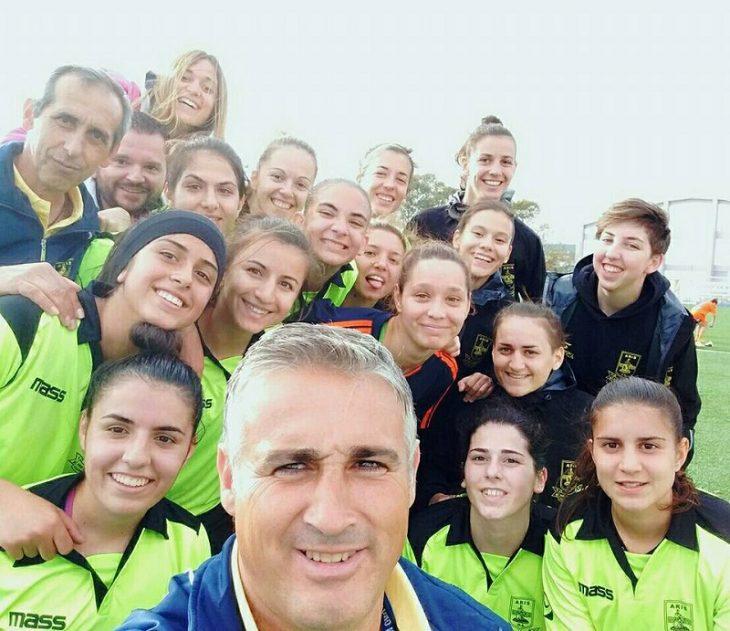 Selfie… νίκης για τις «κίτρινες» στην Χαλκίδα! (photo)