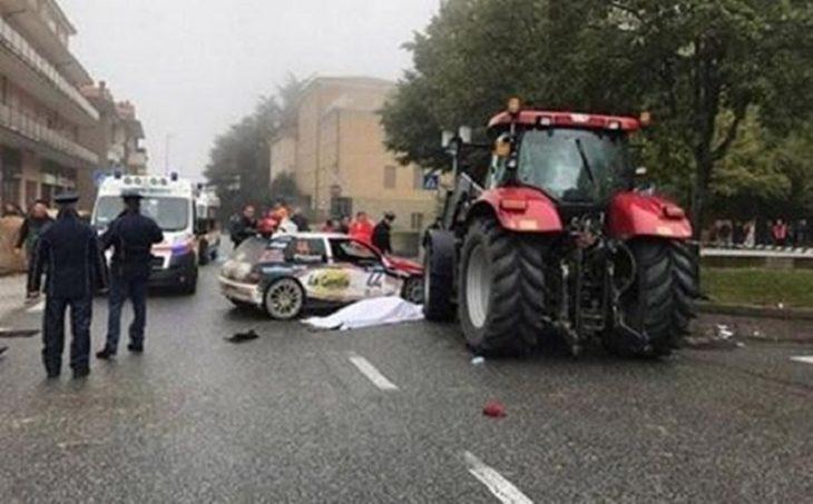 Τραγωδία στο Ράλι του Σαν Μαρίνο