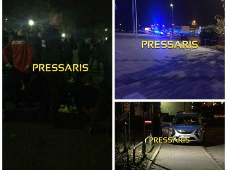 Οργή για τη Γερμανική αστυνομία! Όλο το παρασκήνιο και φωτογραφίες ντοκουμέντο από το PRESSARIS (photo)