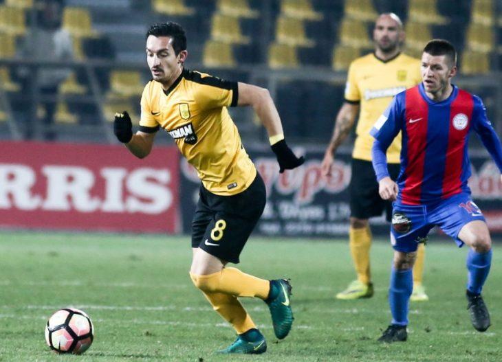 Παυλίδης: «Κρατάμε τη νίκη και συνεχίζουμε»