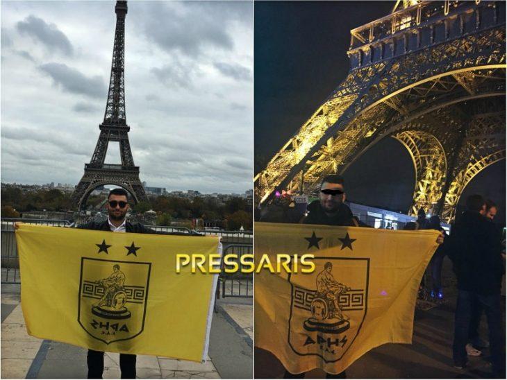 Ο… κίτρινος Πύργος του Άιφελ! (photo)