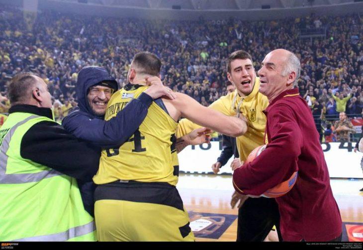 Tρελάθηκε κι ο Ντραγκίσεβιτς: «Επική νίκη, άλλος ένας τελικός!» (video)