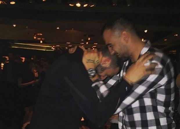 «Τρίποντα» διασκέδασης στον Ρέμο από τον Ντραγκίσεβιτς και όχι μόνο (video-photos)
