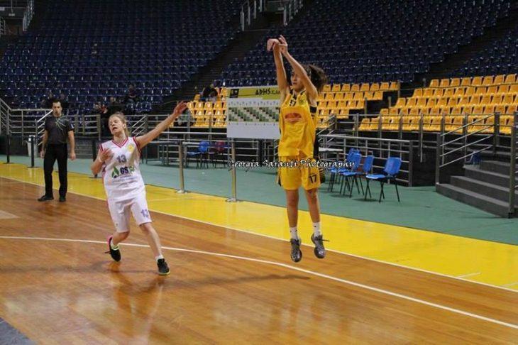 Πρωτιές για τα κορίτσια του Άρη στο μπάσκετ!
