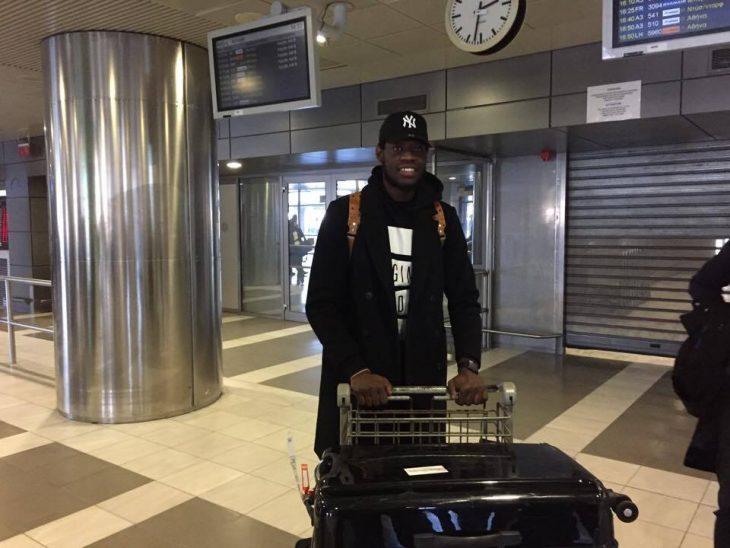 Πάτησε Θεσσαλονίκη ο Τζάκσον: «Είναι απίστευτη τιμή, θέλω να αρπάξω την ευκαιρία!» (photos)
