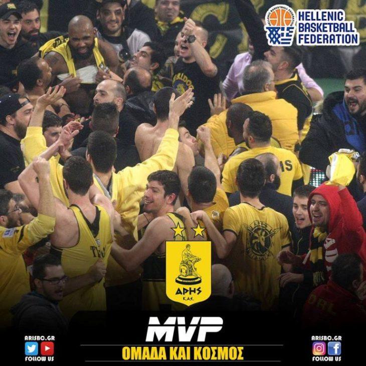 Πολυτιμότερος ο Γιάνκοβιτς, MVP η ομάδα και ο κόσμος!