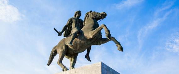 Βρετανός συγγραφέας υποστηρίζει πως βρήκε τη διαθήκη του Μεγάλου Αλεξάνδρου