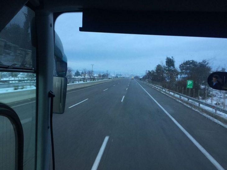 Με πούλμαν έρχεται στην Θεσσαλονίκη η Νίμπουρκ (photos)