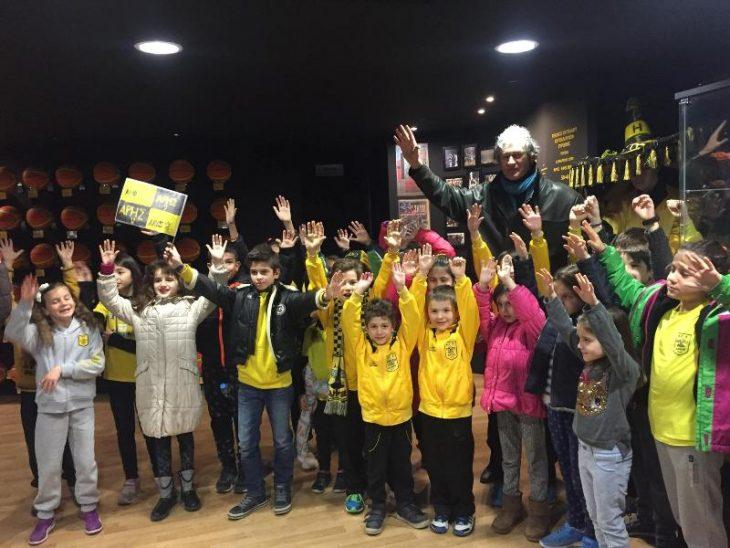 «Μάθε παιδί μου, μπασκετική ιστορία…» για τον κιτρινόμαυρο στίβο και το Λύκειο από την Κέρκυρα (photos)