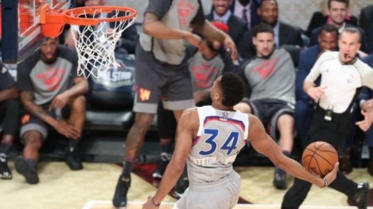 Γράφουμε «Giannis Antetokounmpo #NBAVote» και τον στέλνουμε All Star Game!