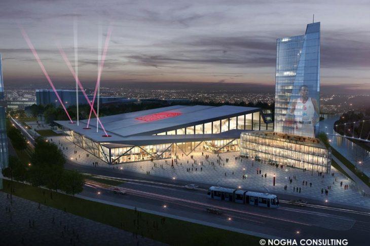 Η Στρασμπούρ το έπιασε το νόημα – Ανακατασκευάζει το γήπεδό της, φτιάχνει εμπορικό και στοχεύει στην Ευρωλίγκα