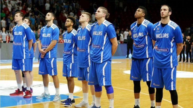 Το πρόγραμμα της Εθνικής στο Ευρωμπάσκετ
