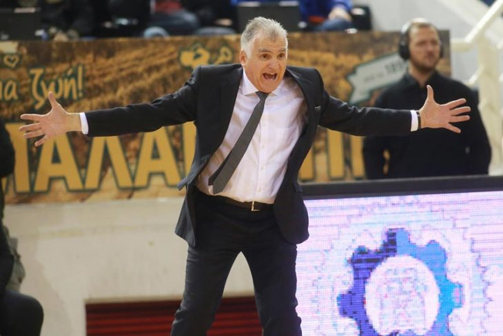 Μαρκόπουλος: «Δεν εγκαταλείψαμε το παιχνίδι»