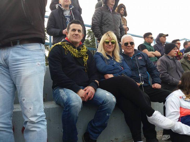 Ο Μουστακίδης στο… τσιμέντο! (photo)