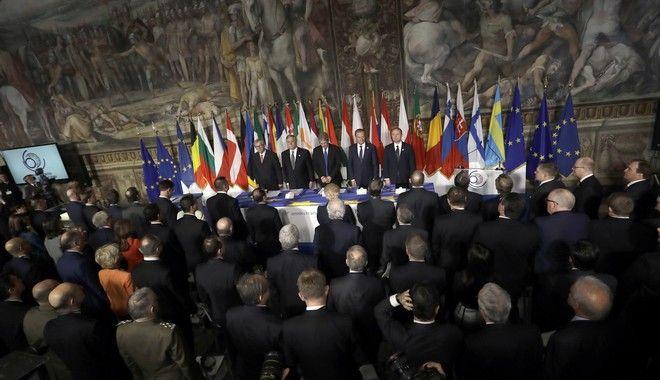 Η Ιταλία προτείνει αμφισβήτηση της Γερμανίας και στήριξη της Ελλάδας