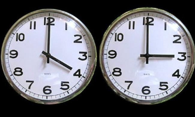 ΠΡΟΣΟΧΗ: Αλλάζει η ώρα τα ξημερώματα