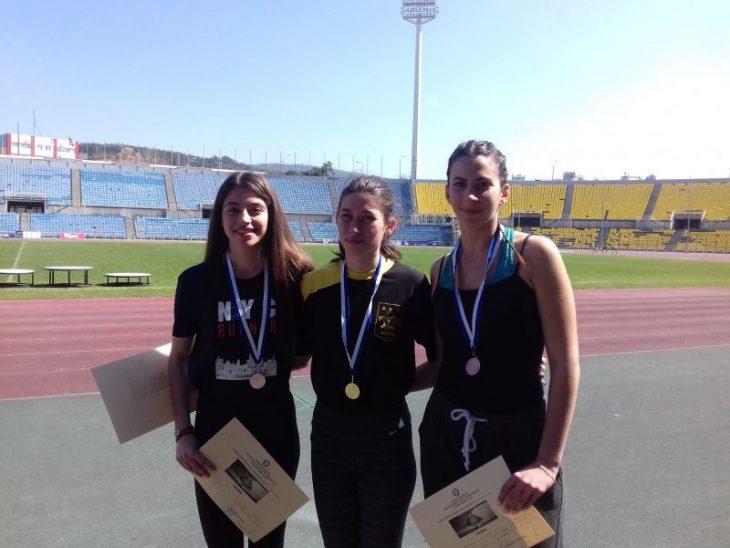 Τέσσερα χρυσά για τους αθλητές του Άρη στους Σχολικούς Γυμνασίων – Λυκείων (photos)