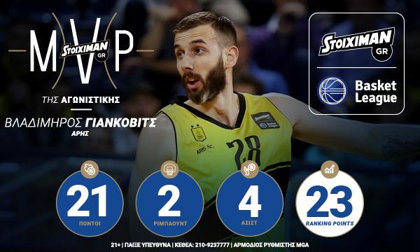 Η τρίτη φορά για… διπλό MVP και η εμπειρία του Γιάνκοβιτς από Άρη και Θεσσαλονίκη