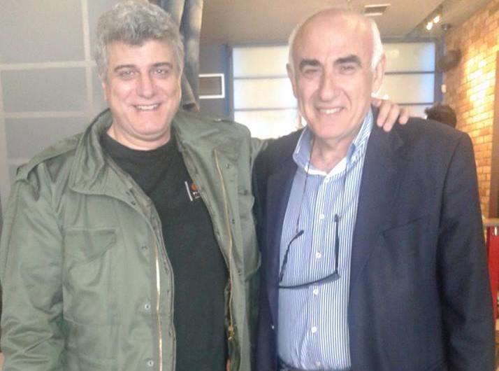 Βλαδίμηρος Κυριακίδης: Αγάπη για τον Άρη για πάντα! (photo)