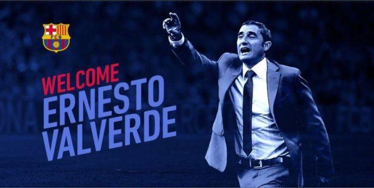 Επίσημο: Νέος προπονητής της Μπαρτσελόνα ο Βαλβέρδε!