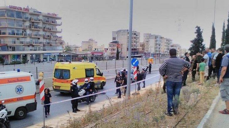 Νεαρός άρπαξε το όπλο αστυνομικού στη Θεσσαλονίκη και άρχισε να πυροβολεί (photos)