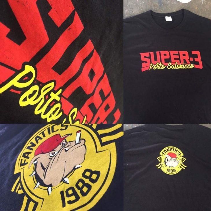 Καλοκαίρι με τα νέα t-shirt του Super 3 (photos)