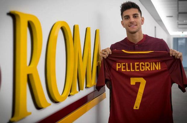 Η Ρόμα πήρε τον Πελεγκρίνι αντί 10.000.000 ευρώ