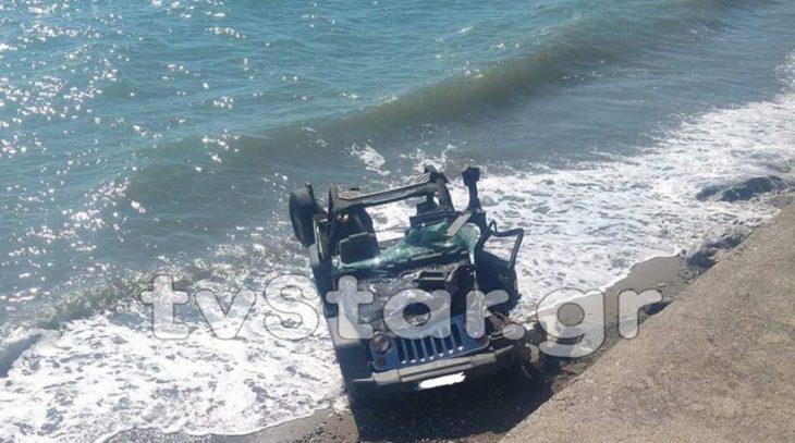 Ξεκληρίστηκε παρέα σε τροχαίο στην Κύμη: Τρεις νεκροί και δύο τραυματίες (photos)